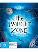 The Twilight Zone - Original Series : Complete Bluray Collection (24 Discs) - Jay Overholts