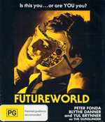 Futureworld - Yul Brynner