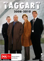 Taggart : Collection (2008 - 2010) - John Michie