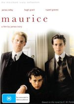 Maurice : The Merchant Ivory Collection - James Wilby