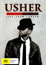 Usher : OMG Tour Live From London - Usher