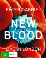 Peter Gabriel : New Blood - Peter Gabriel