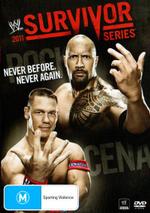 Survivor Series 2011 : WWE - Alberto Del Rio