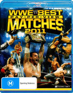 WWE : Best Pay-Per-View Matches of 2011 - Alberto Del Rio