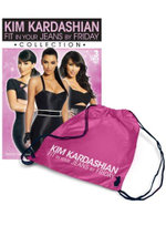 Fit in Your Jeans by Friday - Gym Bag Collection - Kim Kardashian