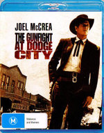 Gunfight at Dodge City - John McIntire
