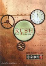 Rush : Time Machine 2011 - Live in Cleveland - Rush