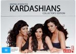Keeping Up With The Kardashians : Collectors Edition - Seasons 1 - 4