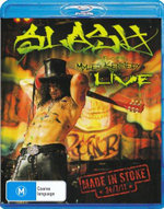 Slash : Made in Stoke 24/7/11 - Slash