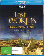 Lost Worlds : Mayan Mysteries Life in the Balance (IMAX) - Harrison Ford