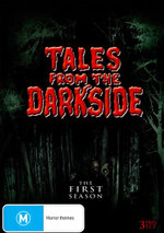 Tales From the Dark Side : Season 1 (3 Discs) - Paul Sparer