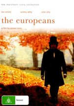 The Europeans : The Merchant Ivory Collection - Robin Ellis