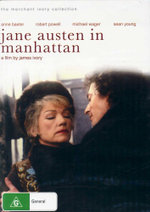 Merchant Ivory : Jane Austen In Manhattan - Anne Baxter
