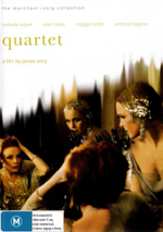 Quartet : The Merchant Ivory Collection - Isabelle Adjani