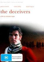 The Deceivers : The Merchant Ivory Collection - Helena Michell