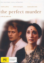 The Perfect Murder : The Merchant Ivory Collection - Madhur Jaffrey