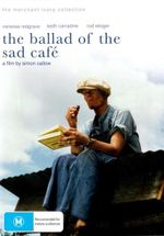 The Ballad of the Sad Cafe : The Merchant Ivory Collection - Vanessa Redgrave