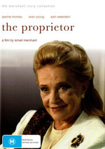 The Proprietor : The Merchant Ivory Collection - Jeanne Moreau
