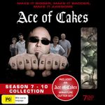 Ace of Cakes : Seasons 7 - 10 (with Bonus mini cutters) - Duff Goldman