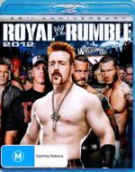 WWE Royal Rumble 2012 - Daniel Bryan