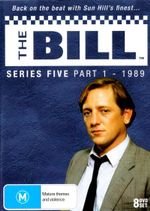 The Bill : Series 5 - Part 1 - Graham Cole