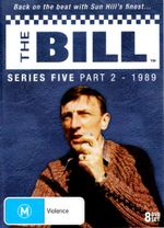 The Bill : Series 5 - Part 2 - Tony OCallaghan