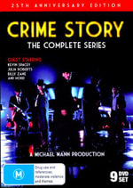 Crime Story : The Complete Series - Steve Ryan
