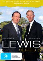 Lewis : Series 5 - Clare Holman