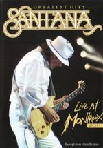 Santana : Greatest Hits - Live At Montreux 2011 (2 Discs)