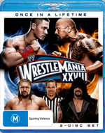 Wrestlemania XXVIII - The Miz