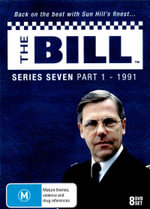 The Bill : Series 7 - Part 1 - Tony Scannell
