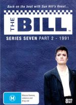 The Bill : Series 7 - Part 2 - Tony Scannell