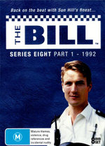 The Bill : Series 8 - Part 1 - Tony Scannell