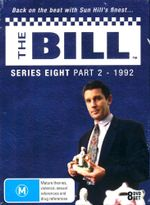 The Bill : Series 8 - Part 2 - Tony Scannell