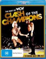 WWE : WCW Clash of the Champions - Chris Jericho