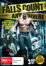 WWE : Falls Count Anywhere - The Greatest Street Fights - Sgt Slaughter