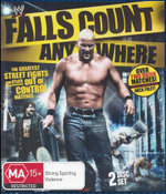WWE  Falls Count Anywhere : The Greatest Street Fights - Sgt Slaughter