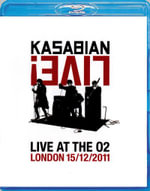 Kasabian : Live at the O2 (Blu-ray + CD) - Kasabian