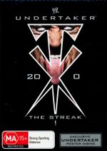 Undertaker : The streak - Undertaker