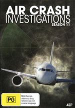 Air Crash Investigations : Season 11 - Denis Akiyama