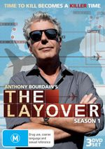Anthony Bourdain : The Layover - Season 1 - Stephanie Izard