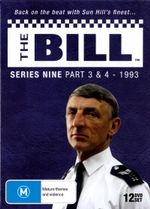 The Bill : Series 9 - Part 3 and 4 - Graham Cole