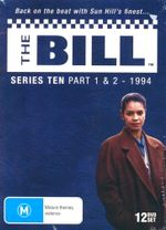 The Bill : Series 10 - Part 1 and 2 - Tony Scannell