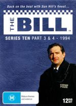 The Bill : Series 10 - Part 3 and 4 - Tony Scannell
