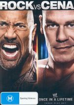 The Rock vs John Cena - Once in a Lifetime : WWE - Dwayne The Rock Johnson