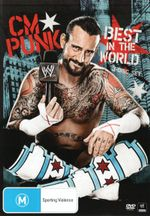 CM Punk: Best in the World : WWE - CM Punk