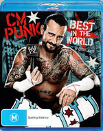 WWE : CM Punk: Best in the World - CM Punk