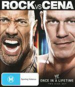 The Rock vs John Cena : Once in a Lifetime - Dwayne The Rock Johnson