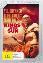 Kings of the Sun - Richard Basehart