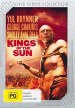 Kings of the Sun - Richard Basehart